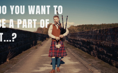 Highland Bagpipe Centre – Coming 2019 With Your Help