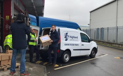 Highland Parcels Launched